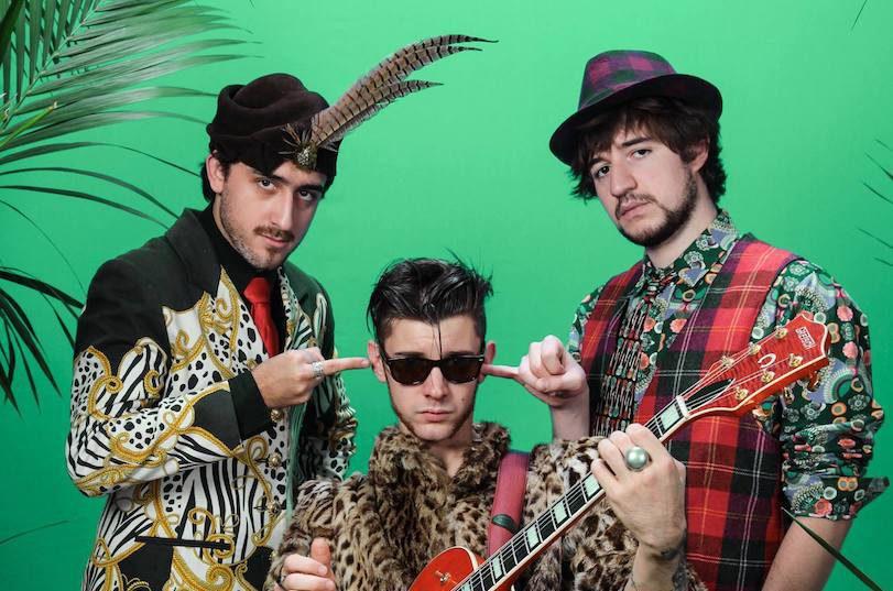 Ptit Rockeur Trio